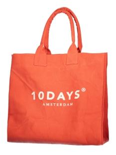 10 Days Tas 209618102 FLUOR RED