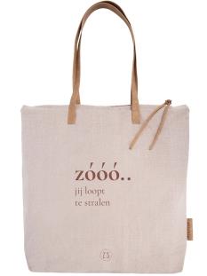 hippe boodschappentas zoo zusss tas krijt
