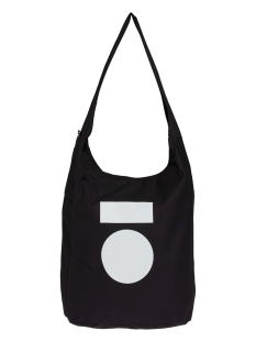 10 Days Tas TOTE BAG 20 959 9103 BLACK