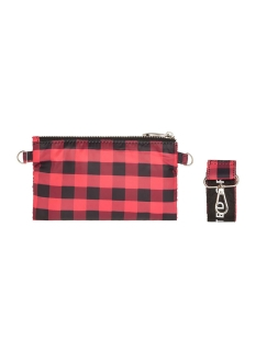 10 Days Tas MINI POUCH PUFFY 20 956 8103 FLUOR RED