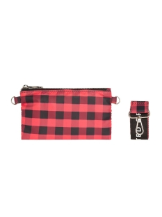 mini pouch puffy 20 956 8103 10 days tas fluor red