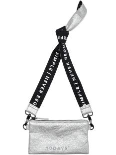 mini pouch 20 963 0201 10 days tas 1015 silver