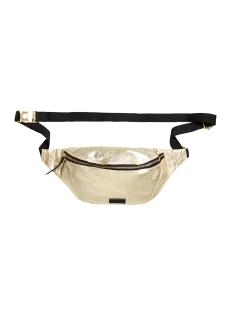 metallic bum bag w9110012a superdry tas gold foil