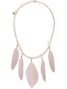 pcbayo necklace 17074244 pieces sieraad misty rose