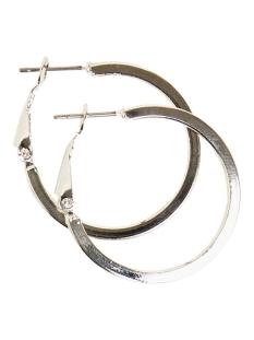 viefj hoops 4 5cm 14059491 vila sieraad silver