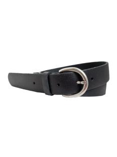 london leather jeans belt 17033524 pieces riem black
