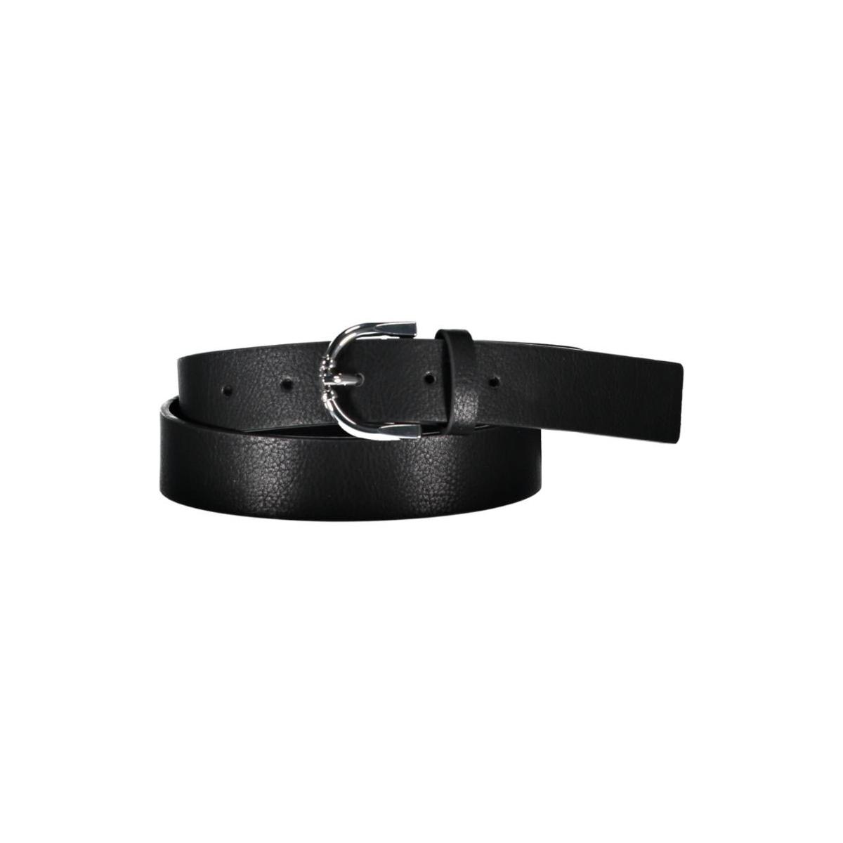 pcbueno jeans belt 17074738 pieces riem black