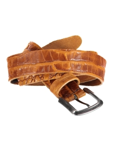 Red Temple Riem 35337 CROCO Cognac
