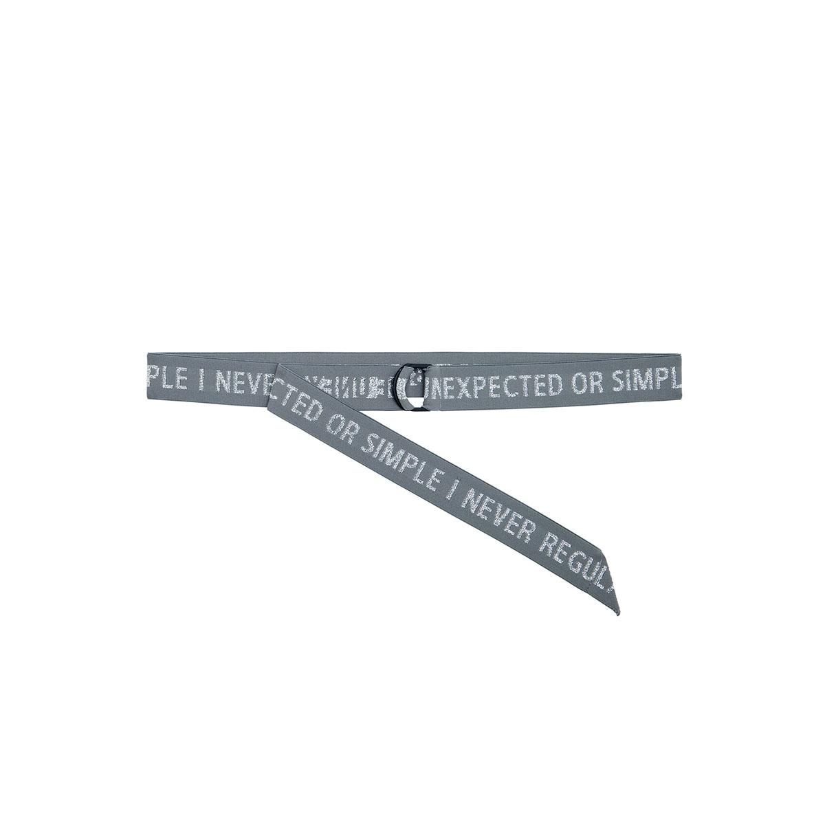 elastic belt 20 940 0201 10 days riem grey