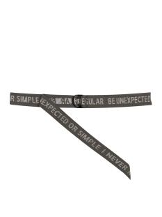 elastic belt 20 940 0203 10 days riem grey