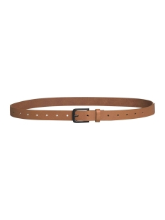 leather belt 20 942 0203 10 days riem cognac