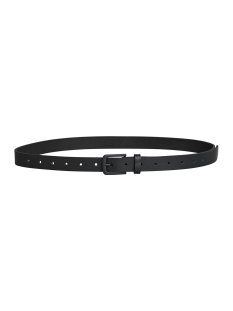 10 Days Riem LEATHER BELT 20 942 0203 BLACK