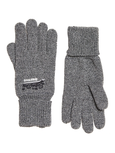 Superdry Accessoire ORANGE LABEL GLOVE M9300003A BASALT GREY GRIT