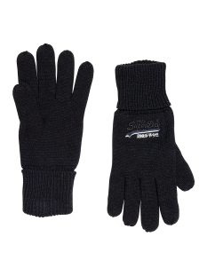Superdry Accessoire ORANGE LABEL GLOVE M9300003A NAVY GRIT