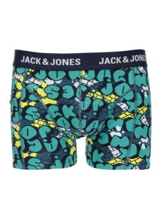 Jack & Jones Ondergoed jjAcymexitype Trunks 12107233 navy blazer