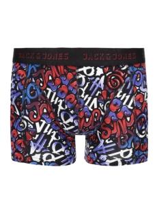 jacwildtype trunks noos 12109550 jack & jones ondergoed chinese red