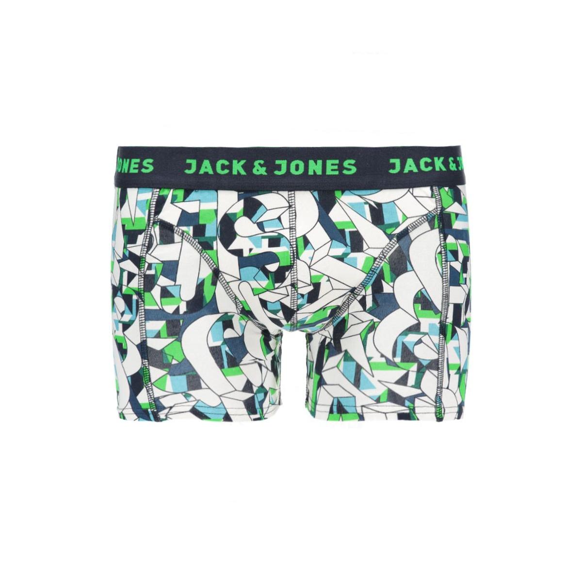 jaclife trunks noos 12109617 jack & jones ondergoed alpine green