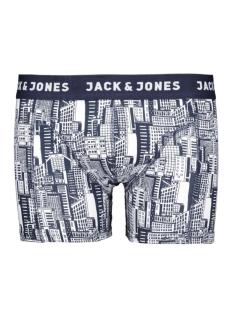 Jack & Jones Ondergoed JACLIFE TRUNKS NOOS 12109617 Navy Blazer