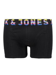 Jack & Jones Ondergoed JACSKATEUNIVERS TRUNKS NOOS 12109534 black