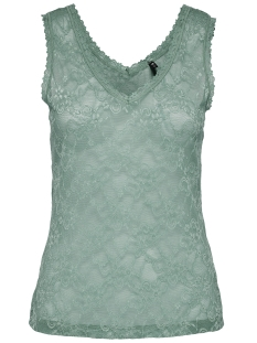 Only Top onlTAMRA LACE TOP S/L ACC 15137287 Agave Green