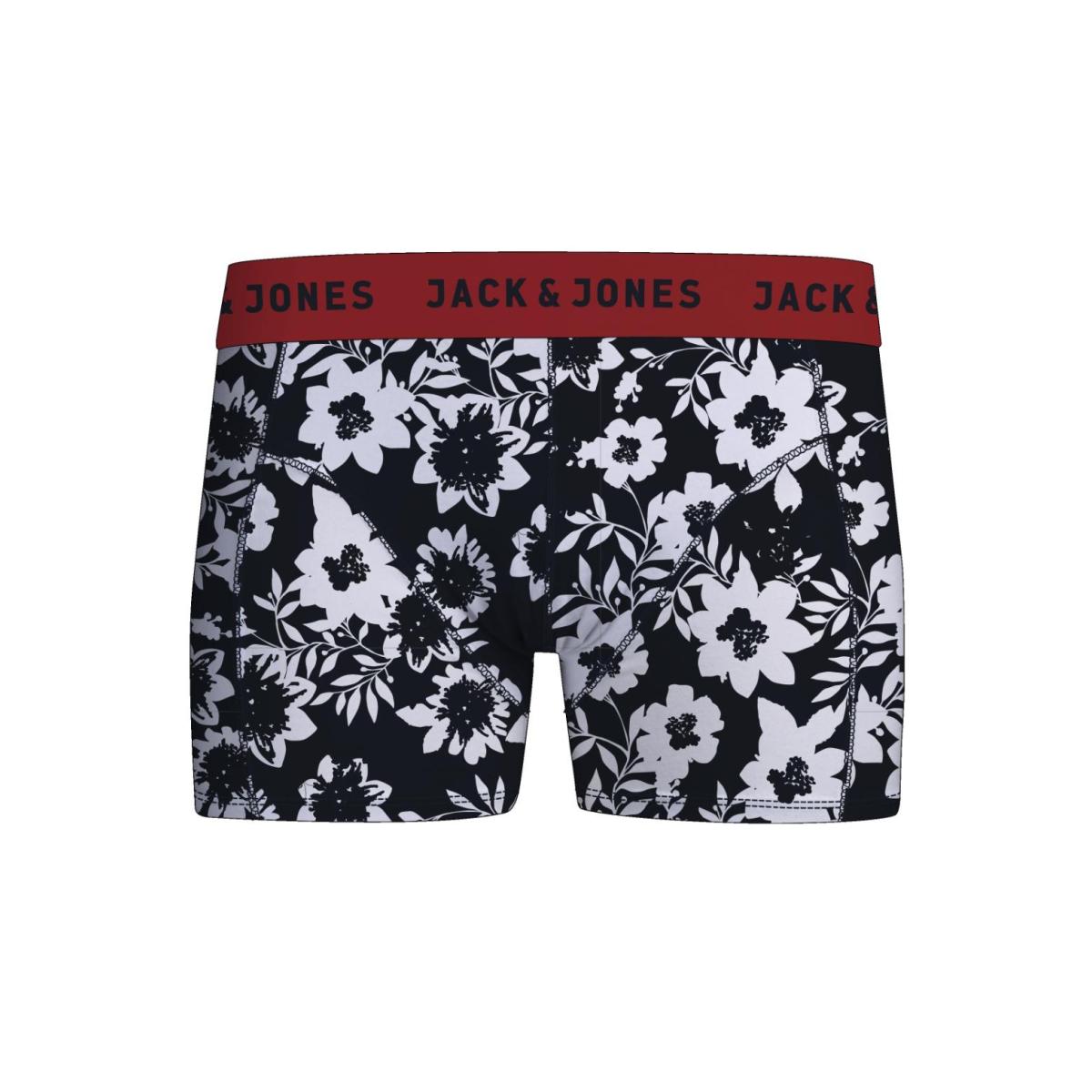 jacryan trunks noos 12123955 jack & jones ondergoed navy blazer