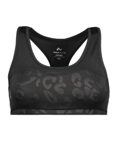 Only Play Sport top onpSHEILA AOP SPORTS BRA 15135550 Black