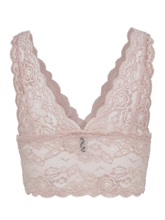 onlchloe lace bra noos acc 15107599 only top rose smoke