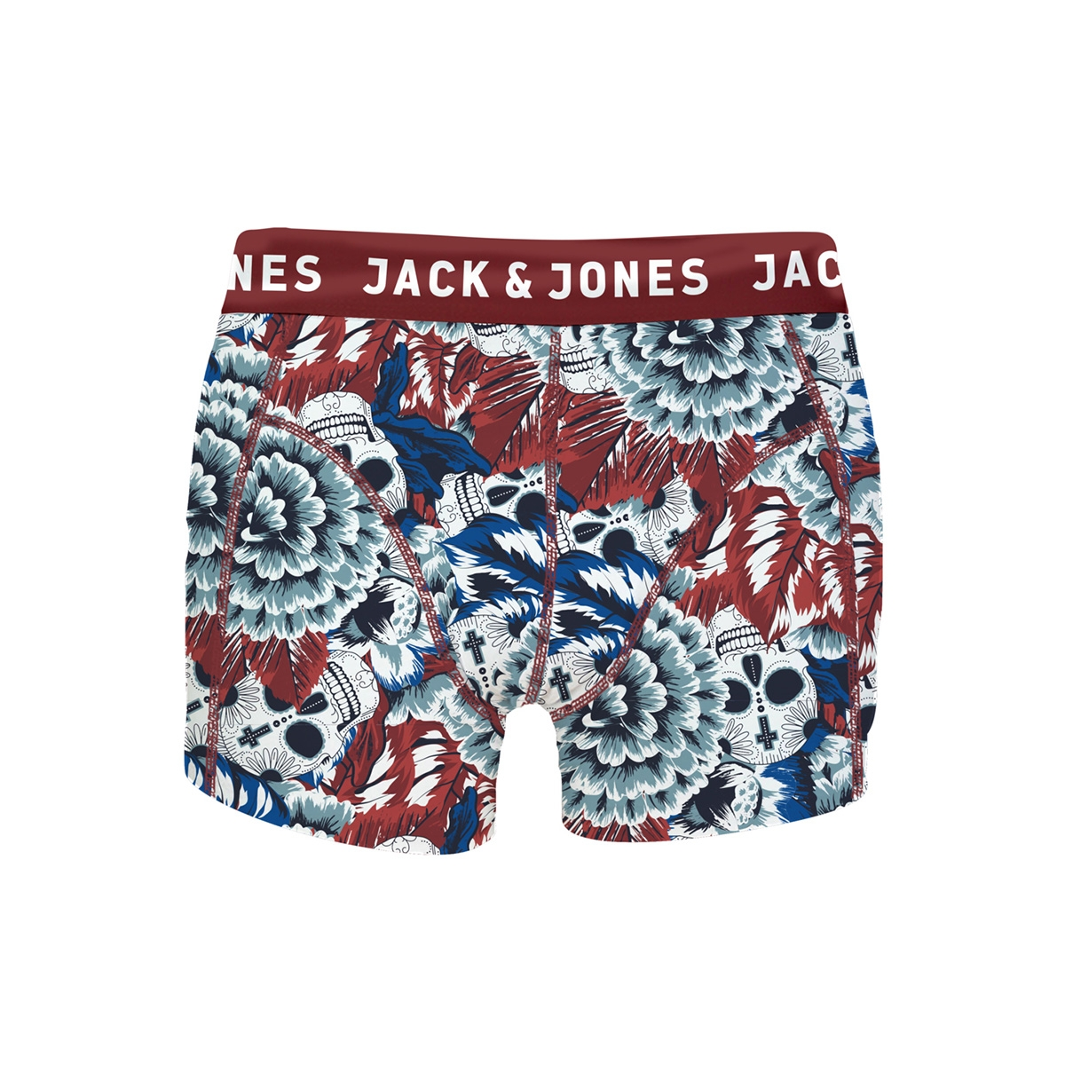jacpete trunks noos 12140117 jack & jones ondergoed rosewood