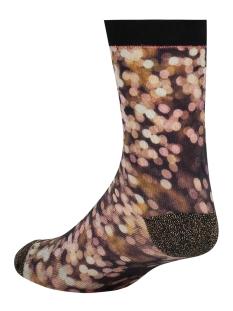 hw18w003 bokeh sock my feet accessoire multi