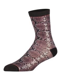 Sock my feet Accessoire HW18W006 SNAKESKIN MULTI