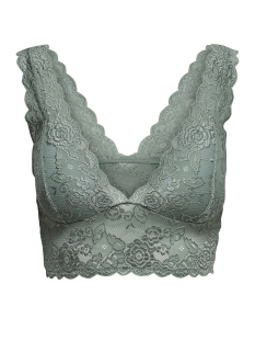 Only Ondergoed onlCHLOE LACE BRA NOOS ACC 15107599 Chinois Green