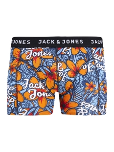 Jack & Jones Ondergoed JACTROPICANA TRUNKS NOOS 12148906 Enisgn Blue