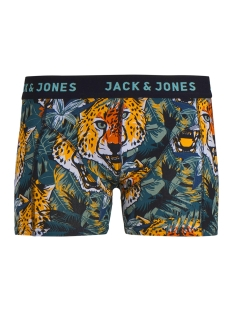 Jack & Jones Ondergoed JACANIMALS TRUNKS NOOS 12149044 Wasabi