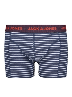 Jack & Jones Ondergoed JACSTRIP TWISTED TRUNKS NOOS 12149017 Nautical Blue