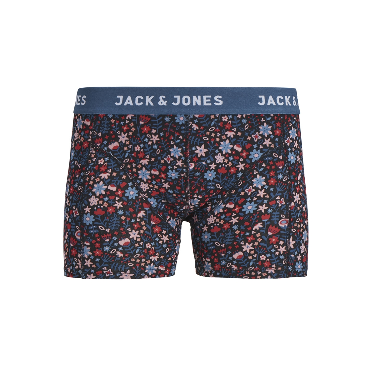 jacbutterfly trunks noos 12149828 jack & jones ondergoed black