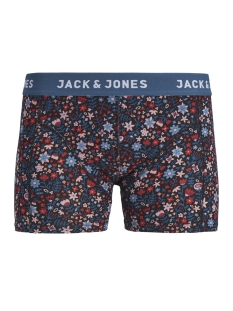 Jack & Jones Ondergoed JACBUTTERFLY TRUNKS NOOS 12149828 Black