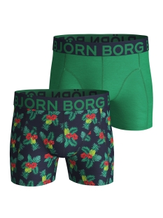 Bjorn Borg Ondergoed SHORTS BB PARADISE 2P 1921 1152 70011 PEACOAT