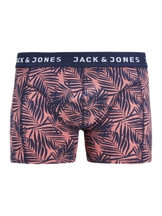 Jack & Jones Ondergoed JACBOB TRUNKS NOOS 12149169 Fiery Red