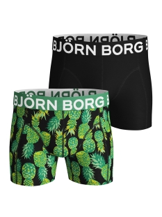 shorts bb la pineap 1911 1262 bjorn borg ondergoed 90651 black beauty