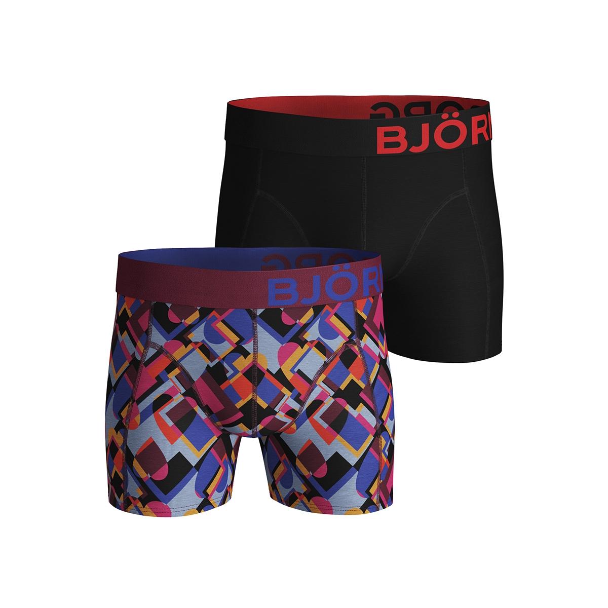 2p shorts bb amour 1841 1159 bjorn borg ondergoed 70261 dazzling blue