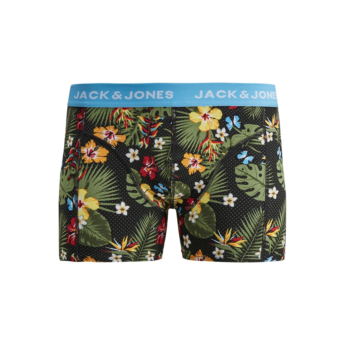 jacsummer flower trunks 12154885 jack & jones ondergoed bonnie blue