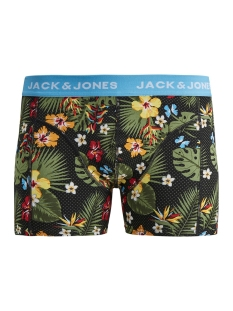 Jack & Jones Ondergoed JACSUMMER FLOWER TRUNKS 12154885 Bonnie Blue