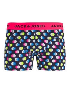 Jack & Jones Ondergoed JACDOTS TRUNKS NOOS 12157767 Diva Pink