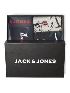 jacorg giftbox 12162956 jack & jones accessoire navy blazer/navy blazer