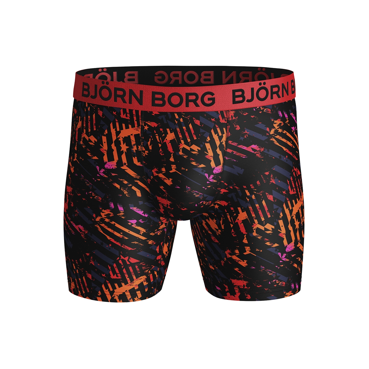 shorts per bb star 1941 1186 bjorn borg ondergoed 90651 black beauty
