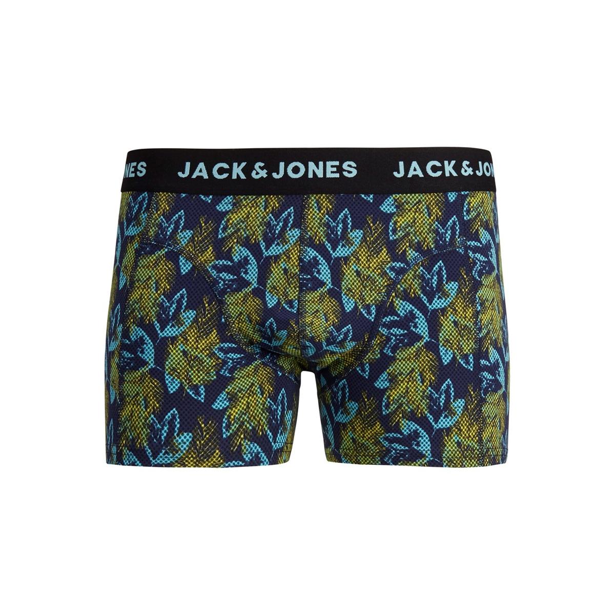 jacleaf trunks noos. 12161033 jack & jones ondergoed limelight