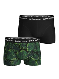 Bjorn Borg Ondergoed SHORT SHORTS SCOT 1941 1119 90651 BLACK BEAUTY
