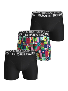 Bjorn Borg Ondergoed SHORTS SAMMY BB GEO 2011 1156 80251 MINT SLEAF
