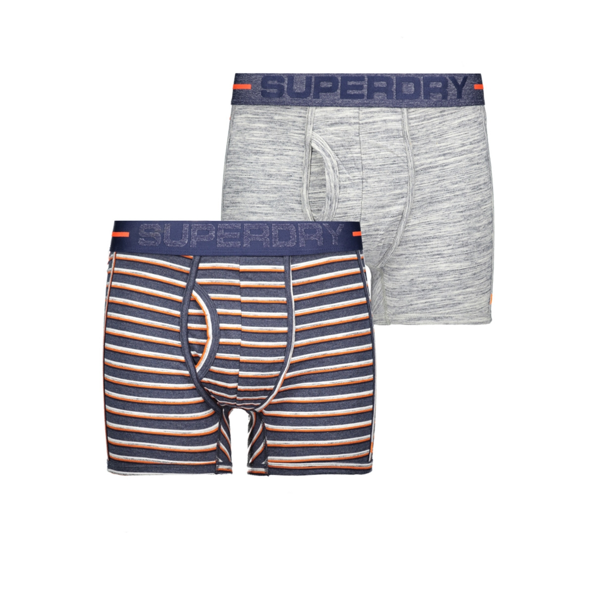 m3100015a sport boxer two pack superdry ondergoed stripe multipack
