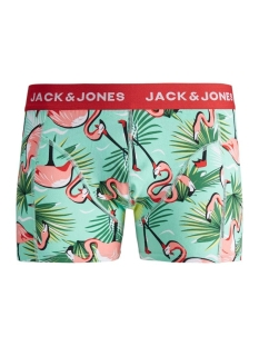 Jack & Jones Ondergoed JACSKULL ANIMALS TRUNKS STS 12170555 Fiery Red